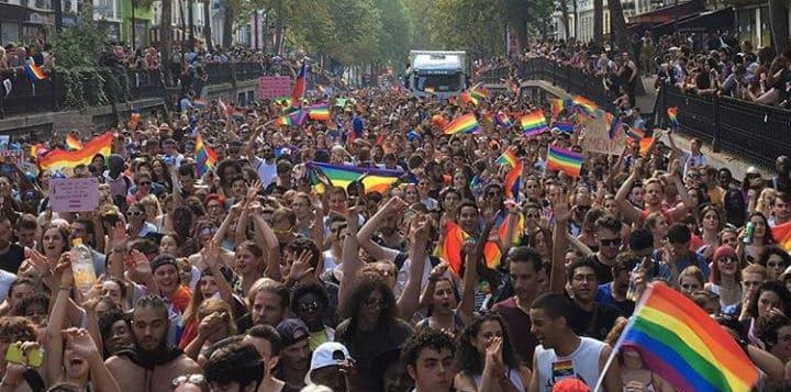 Paris Gay Pride 2021 + Marche des Fiertés