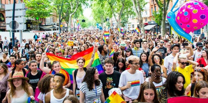 Pride Toulouse 2021 / Marche des Fiertés