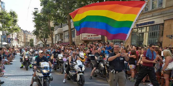 Stuttgart CSD Pride 2021