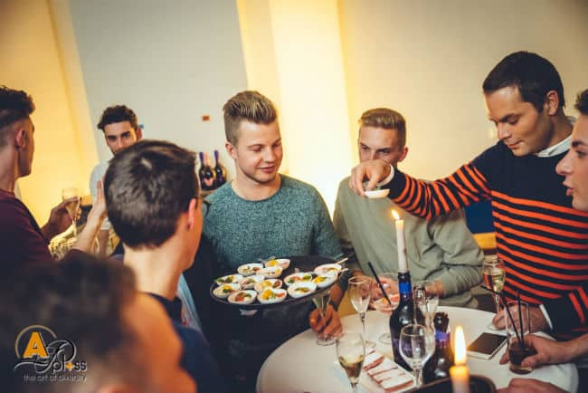 Bars et clubs gays à Gand