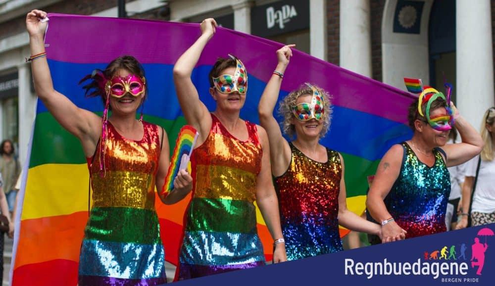 Bergen Pride 2022