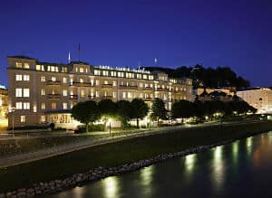 โรงแรม Sacher Salzburg