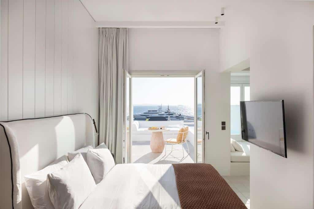 image of Porto Mykonos Hotel