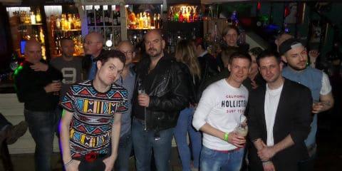 Nottingham england gay bar
