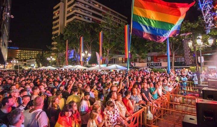 100.000 personas vibran con un Orgullo sin etiquetas en Maspalomas Pride
