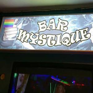 Bar Mystique - GESLOTEN