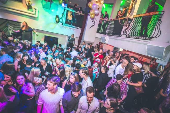 Bar e club gay a Göteborg