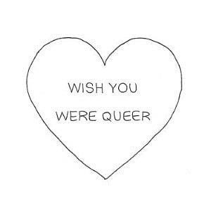 Ich wünschte, du wärst seltsam