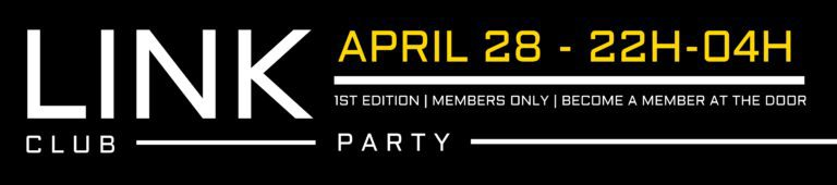 Link Club Private Cruising Party – Men only