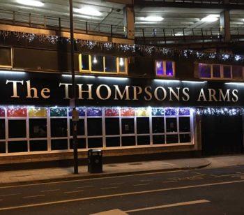 Τα όπλα Thompsons