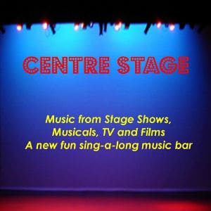 Centre Stage – CLOSED
