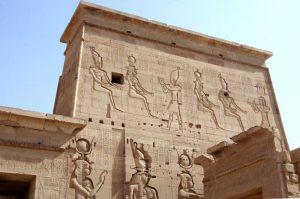 Philae Temple.