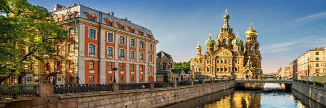 Gay San Petersburgo