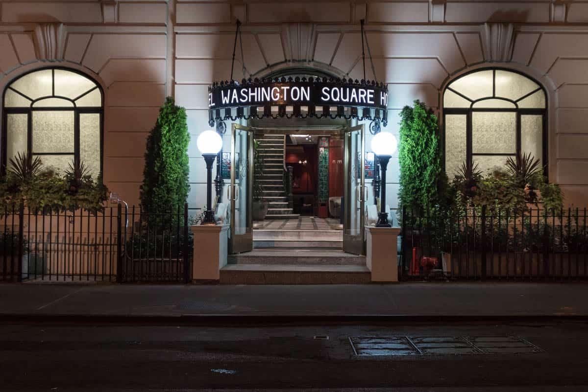 Bild des Washington Square Hotels