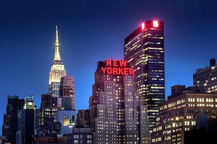 温德姆纽约客酒店