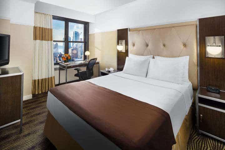 纽约客温德姆酒店的图像