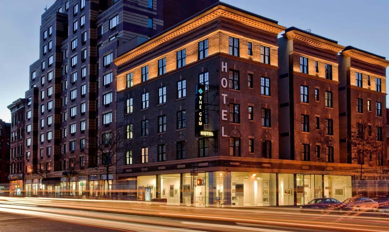billede af Gem Hotel