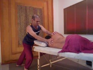 Professionel dybvævsmassage