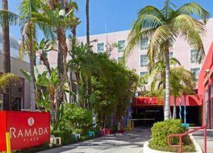 Ramada Plaza WeHo
