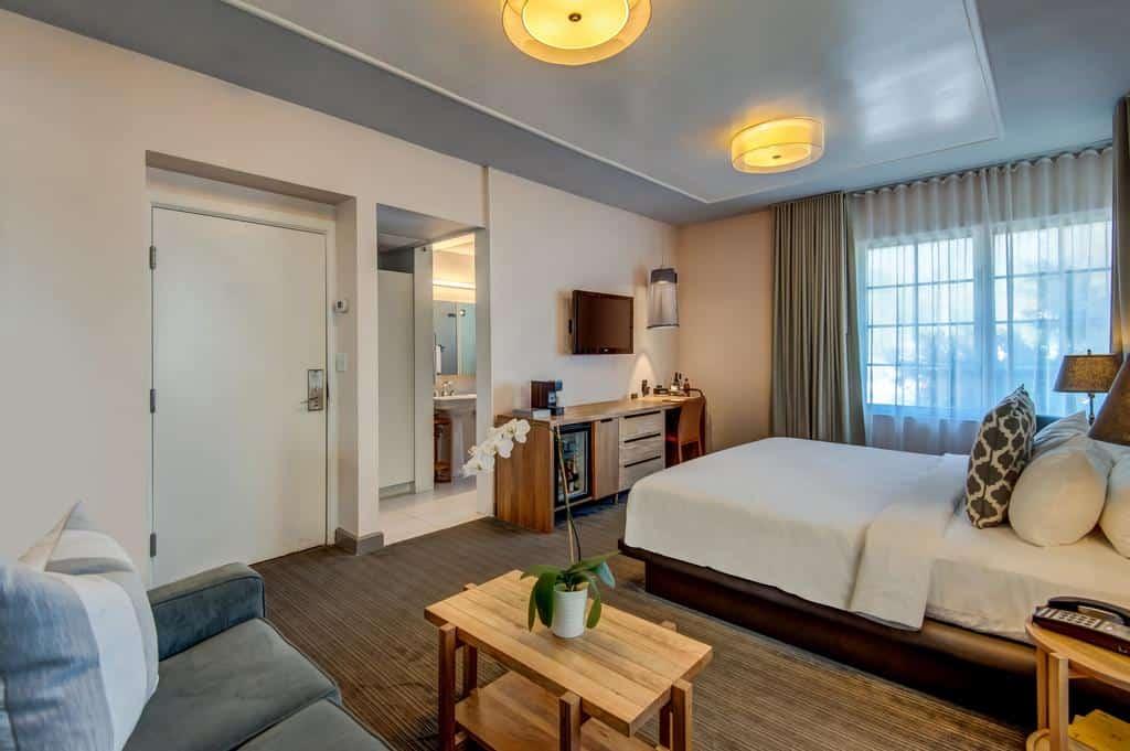 afbeelding van South Beach Hotel
