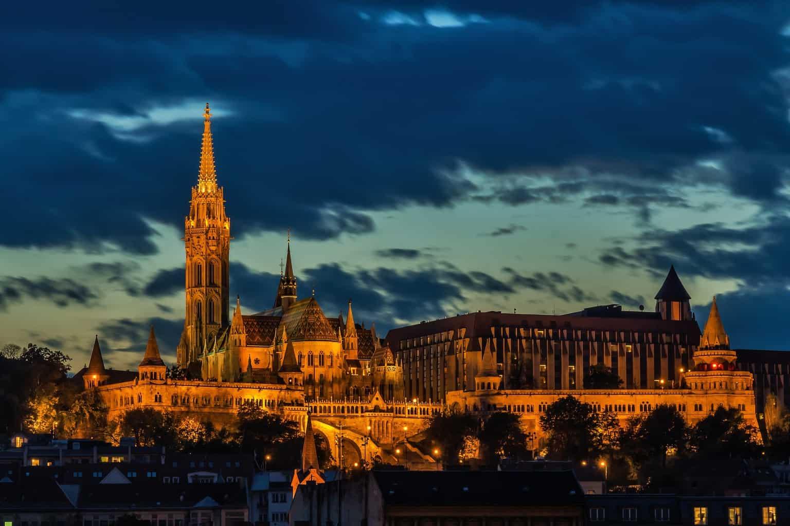 Soirées et événements gays à Budapest