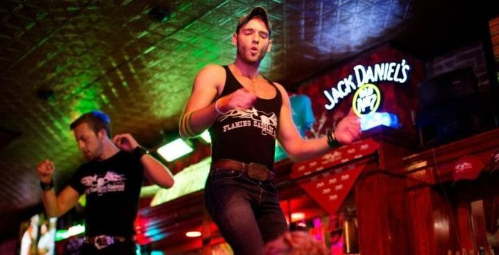 Top gay bars nyc