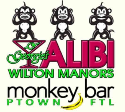Georgies ALIBI Monkey Bar