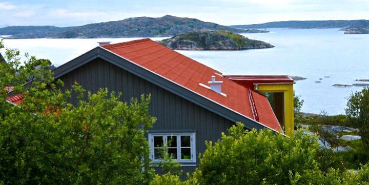 Lådfabriken – Creative Seaside Accommodation