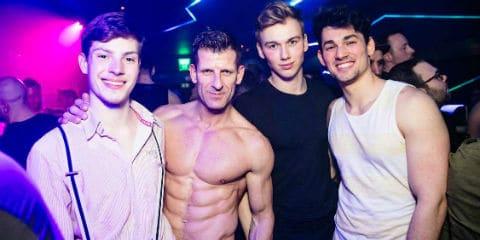 Feste ed eventi gay a Vienna
