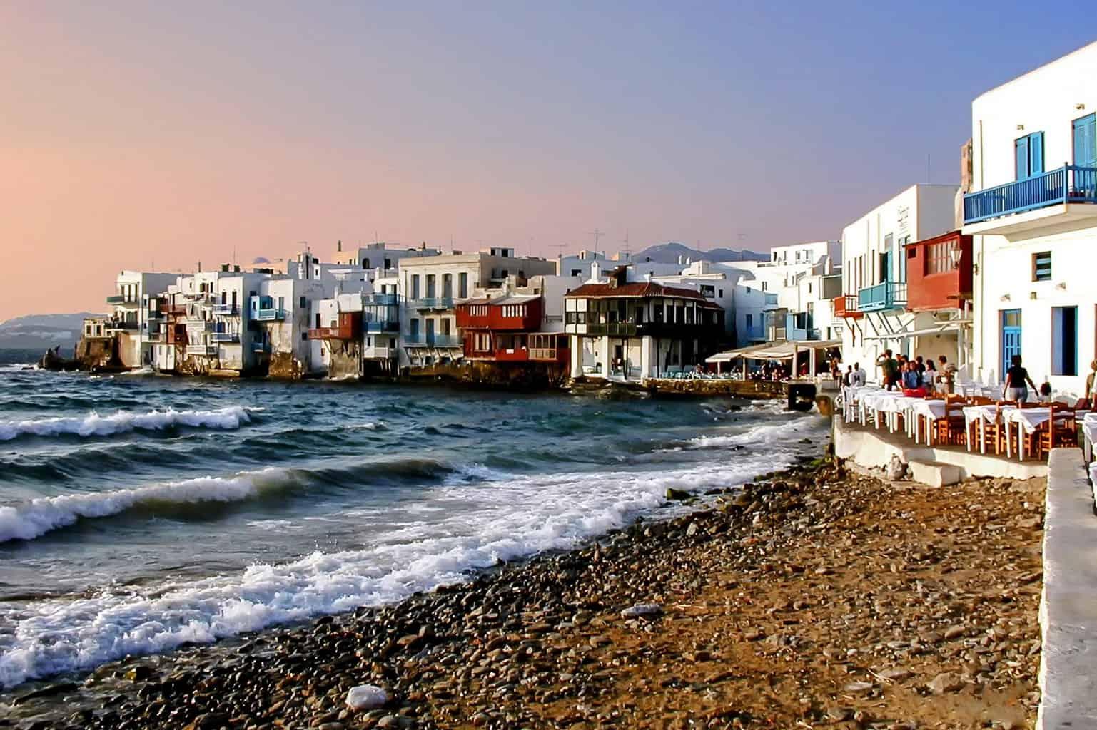 Tours Gay à Mykonos