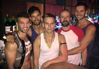 from Fernando new york city gay thursday club