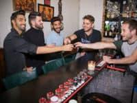 Shkuda Bar-GESLOTEN