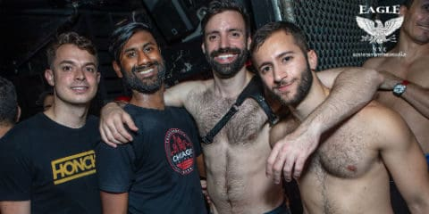 Brooklyn Gay Sex Party Homosexuelle Sex-Passwörter