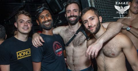 TravelGay σύσταση The Eagle NYC
