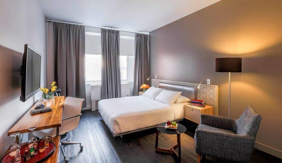 image of NU Hotel