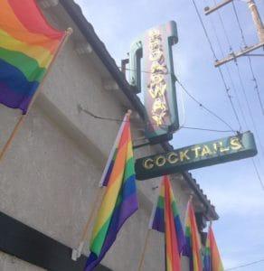 The Broadway Bar