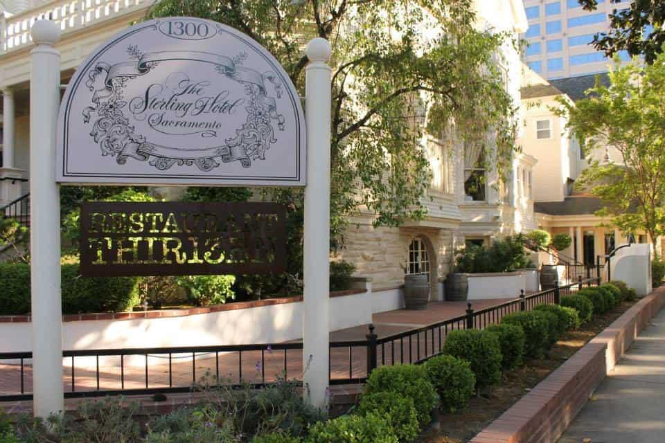 The Sterling Hotel Sacramento