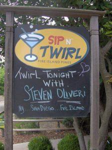 Sip N Twirl Nightclub Fire Island New York