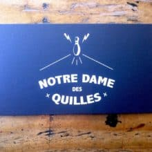 Notre Dame des Quilles Bar Montreal Canada