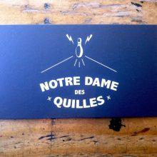 Notre Dame des Quilles Bar Montreal Canada