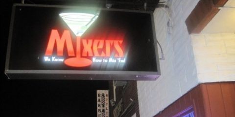 Mixers Bar Baltimore Maryland