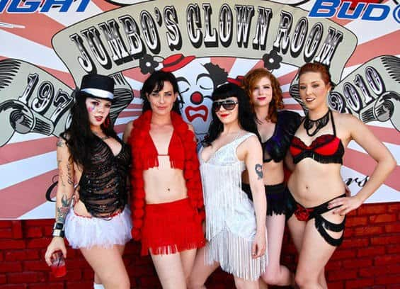 Jumbo's Clown Room