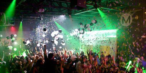 قاعة موسيقى مترو NIghtclub سالت ليك سيتي يوتا