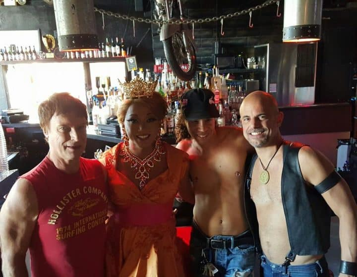 Find reviews of gay bars