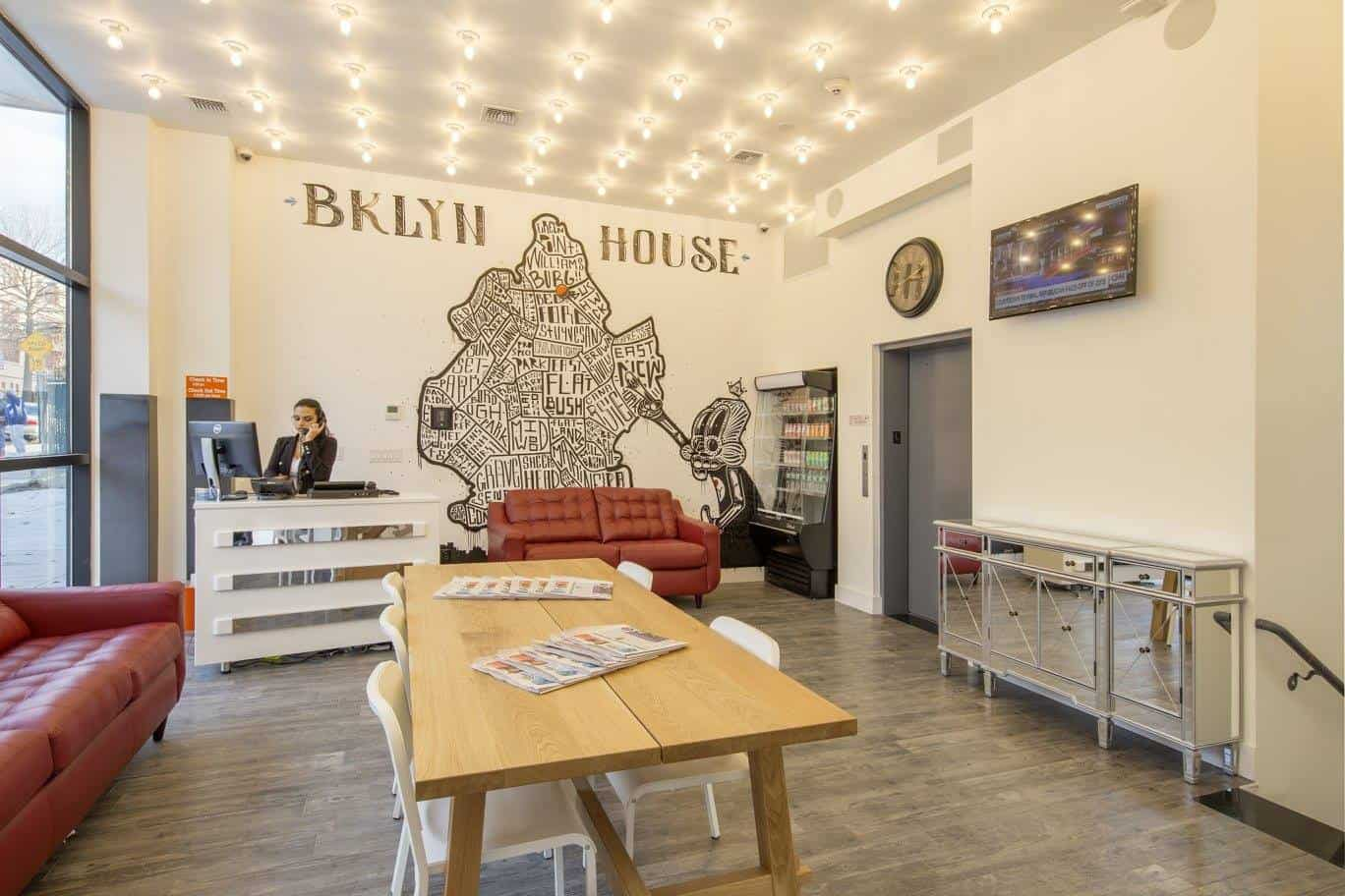 BKLYN House Hotel Brooklyn New York