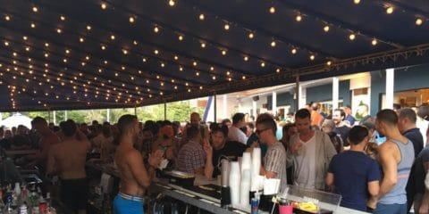 Sip N Twirl Nightclub Fire Island Νέα Υόρκη