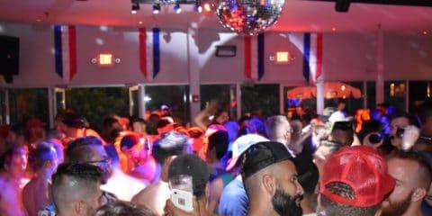 Sip N Twirl nattklubb Fire Island New York
