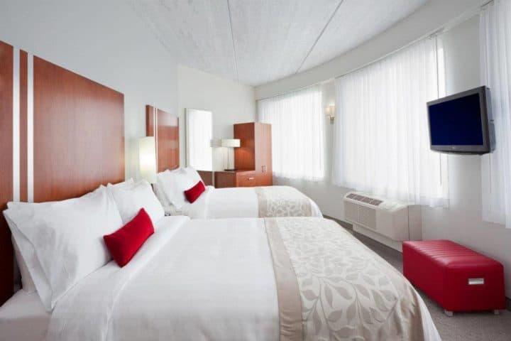 Fairfield Inn and Suites Hotel Brooklyn New York
