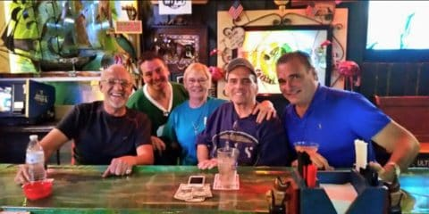 Mona's Bar Fort Lauderdale Florida