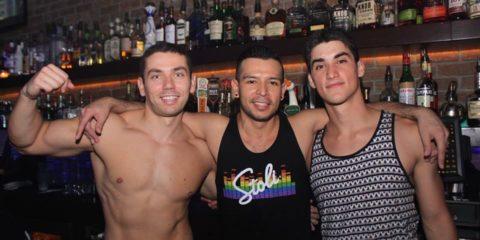 from Camren gay lesbian bar in san diego